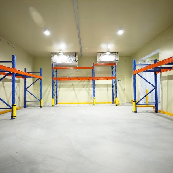 냉동 보관실